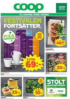 Coop Kil, Hagfors, Torsby & Årjäng