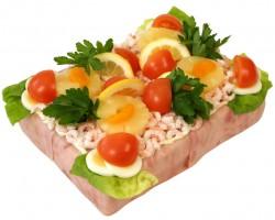 Smörgåstårta Klassisk Skinkcreme