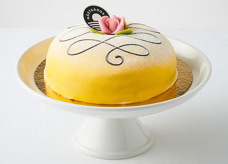 laktosfri tårta ica