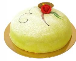 Operatårta grön