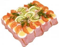 Smörgåstårta Bergvik
