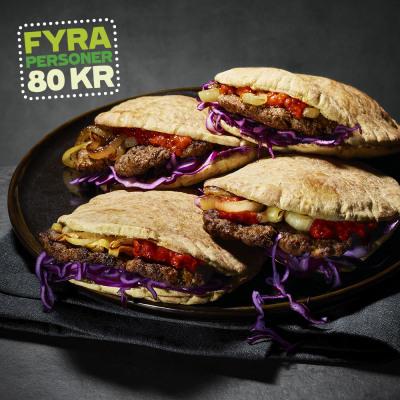 Ungersk kebab